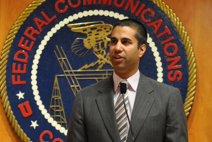 Ajit Pai, FCC